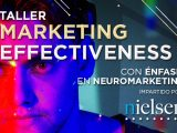 TE INVITAMOS AL TALLER MARKETING EFFECTIVENESS Y NEUROMARKETING POR NIELSEN IBOPE EN LA UC