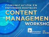 TE INVITAMOS AL WORKSHOP: