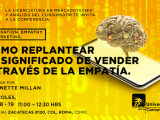 CONFERENCIA: INNOVATION, EMPATY & MARKETING